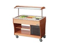 Холодильное оборудование: Салат-бар