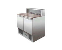 Холодильный стол для пиццы, морозильный стол