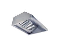 Мебель из нержавеющей стали: Зонт вытяжной кухонный
