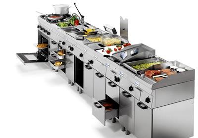 oborudovanie restoranov Оборудование для кухни ресторана