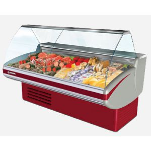 Холодильная витрина GAMMA 1500