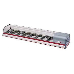 Витрина холодильная настольная VTP-175С
