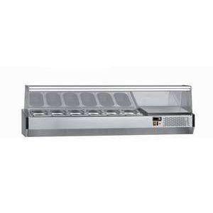 Витрина холодильная настольная MI-150