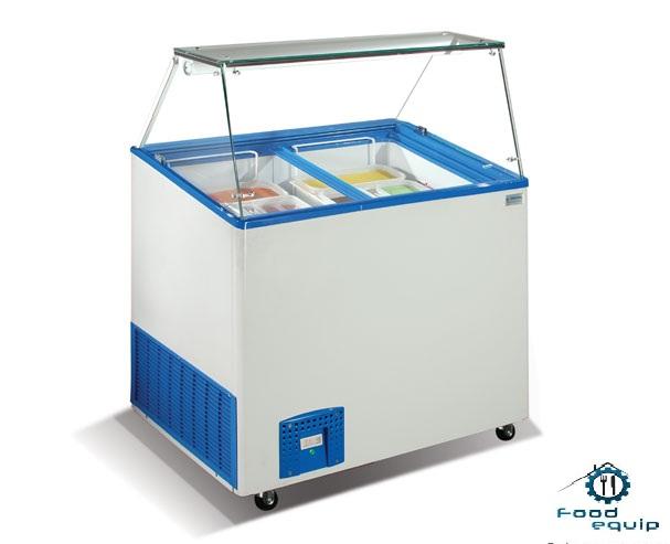 Изображение 2. Ларь-витрина для мягкого мороженого ВЕНУС ВИТРИНА-26