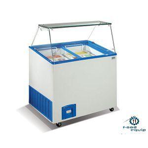Ларь-витрина для мягкого мороженого ВЕНУС ВИТРИНА-26
