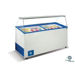 Ларь-витрина для мягкого мороженого ВЕНУС ВИТРИНА-56