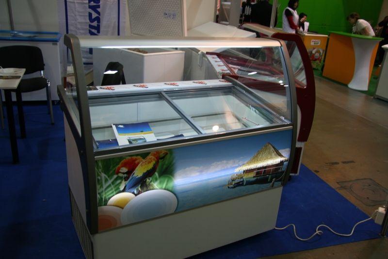 Изображение 2. Ларь-витрина для мягкого мороженого ВЕНУС ELEGANTE-46