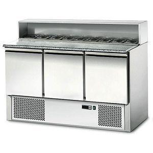 Стол холодильный для пиццы SAS147G