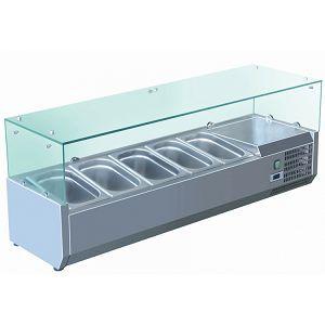 Витрина холодильная VRX 1200/380