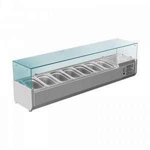 Витрина холодильная VRX 1500/380