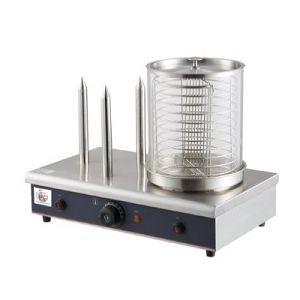 Аппарат для хот догов штыревой HDSO-3