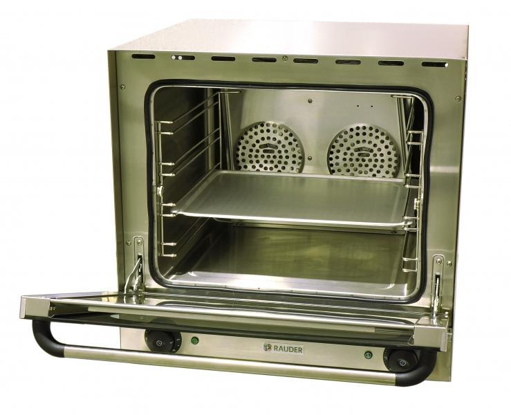 Конвекционная печь без пароувлажнения LKP-1