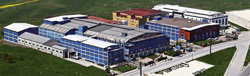 Фабрика Ozti - Oztiryakiler в Турции