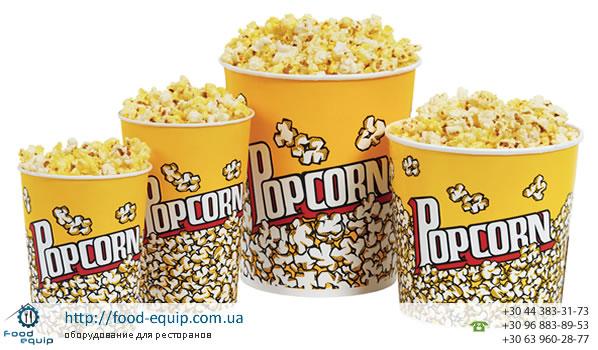 Попкорн. Аппараты для приготовления попкорна в продаже на сайте food-equip.com.ua