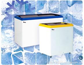 Морозильный ларь, хранение продуктов в замороженом виде в морозильном ларе