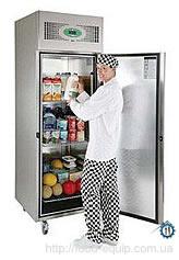 Морозильный шкаф, холодильный шкаф; морозильный шкаф со стеклянной дверцей