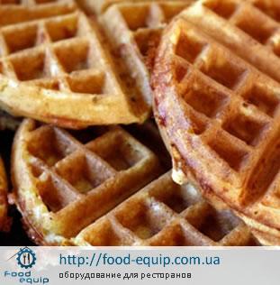Вафельница для приготовления вафель купить в Киеве на сайте food-equip.com.ua