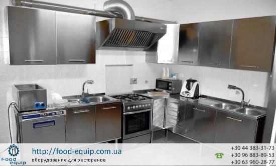 Вытяжной зонт кухонный для столовой или ресторана
