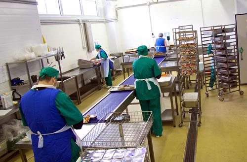 Фабрика-кухня. Комбинат общественного питания.