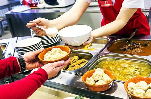 Предприятия общественного питания, типы общественного питания, организация питания