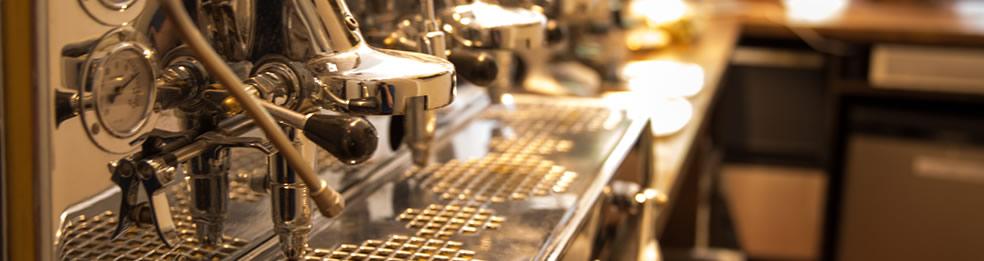 Как выбрать оборудование для кофейни. Характеристики кофеен. Кофейное оборудование.