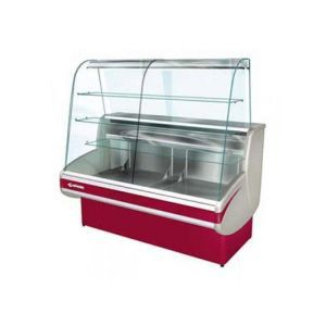 Холодильная витрина кондитерская GAMMA K 1350