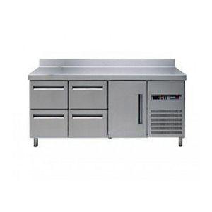 Стол холодильный MSP-200-4C