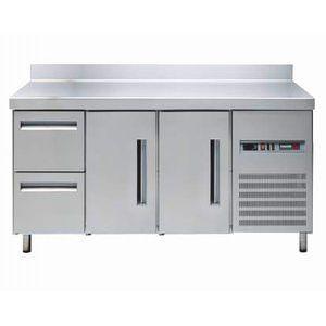Стол холодильный MFP-180 GN-2С