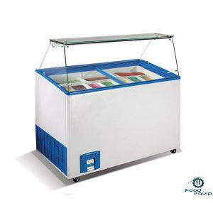 Ларь-витрина для мягкого мороженого ВЕНУС ВИТРИНА-36