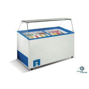 Ларь-витрина для мягкого мороженого ВЕНУС ВИТРИНА-46