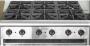 Плита газовая 6-ти конфорочная TT6-36