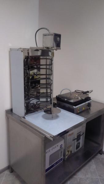 Изображение 2. Аппарат для шаурмы ШЭ 30 П