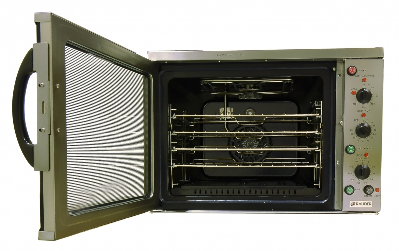 Печь пароконвекционная LP-6