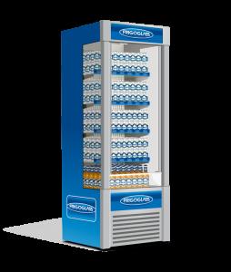Холодильная витрина ОРМ-P