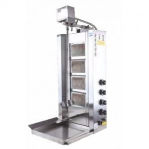 Аппарат для шаурмы газовый D16 LPG с приводом