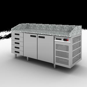 Стол холодильный для пиццерии NRACAS.1089-143-00 A SK