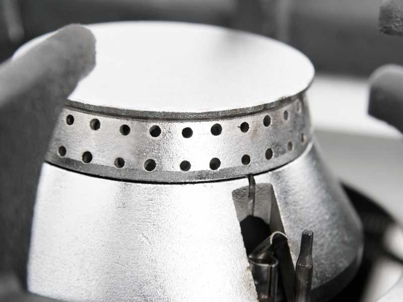 Изображение 2. Плита газовая ПГ-4Н МПБ газ баллонный (LPG)