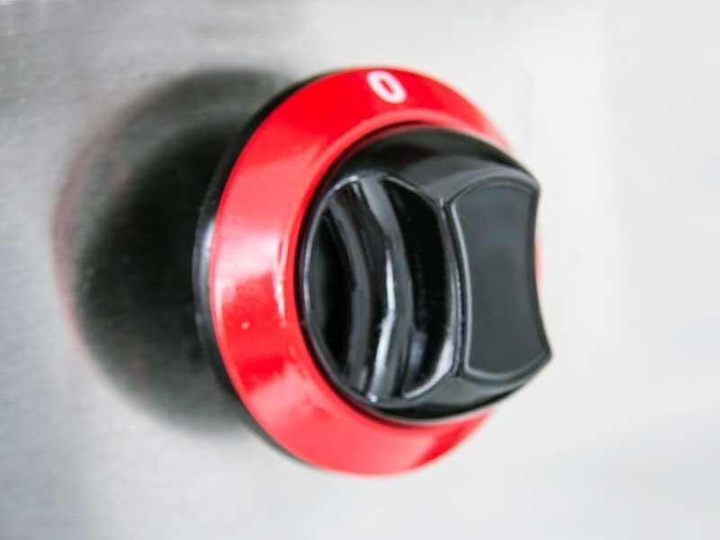 Изображение 3. Плита газовая ПГ-4Н МПБ газ баллонный (LPG)