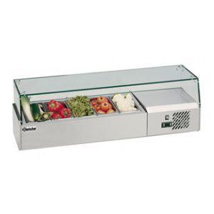 Холодильная витрина 5x1/4GN 110.110 Bartscher