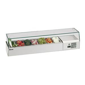 Холодильная витрина 7х1/4GN (110.111) Bartscher