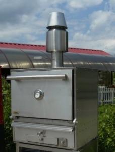 Гриль печь BQM-2