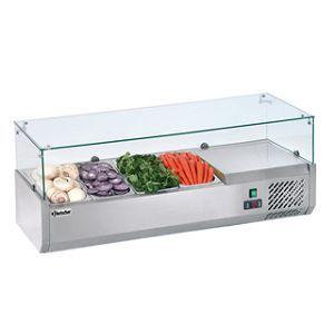Холодильная витрина 4х1/3GN (110.130) Bartscher