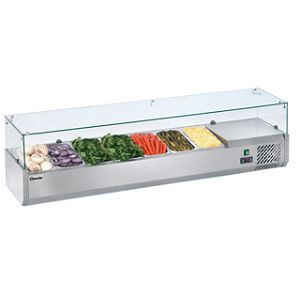 Холодильная витрина 7х1/3GN (110.132) Bartscher