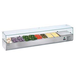 Холодильная витрина 9х1/3GN (110.133) Bartscher