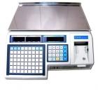 Весы с печатью этикеток LP (в. 1.6) RS-232 без стойки