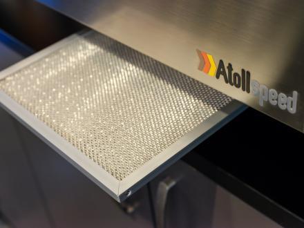 Изображение 3. Турбо печь AS300 H silver