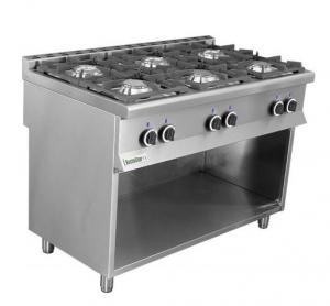 Плита газовая RestoStar 6 без духовки