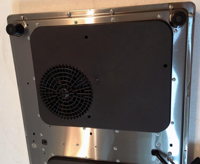 Изображение 2. Плита индукционная двухконфорочная IP3500 D