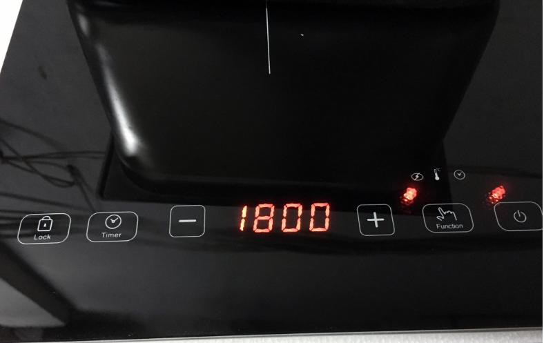 Изображение 3. Плита индукционная двухконфорочная IP3500 D