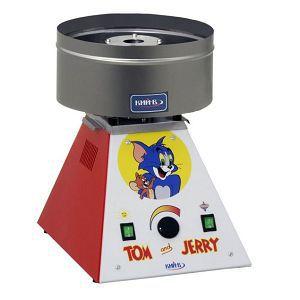 Аппарат для приготовления сладкой ваты Tom and Jerry